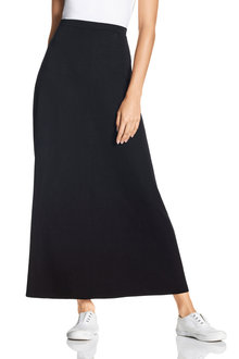 Capture Merino Maxi Skirt