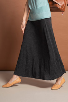 Capture Merino Maxi Skirt - 218833