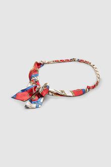 Next Vintage Scarf Chain Belt