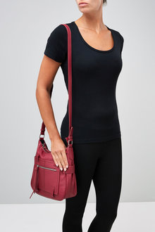Next Casual Messenger Bag