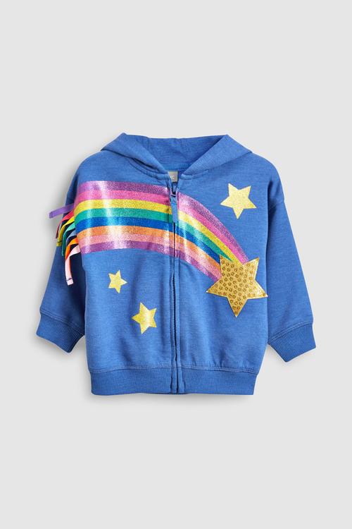 Next Sequin Star Hoody (3mths-6yrs)