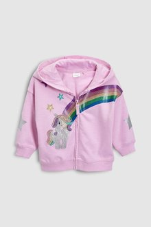 Next Unicorn Hoody (3mths-6yrs)