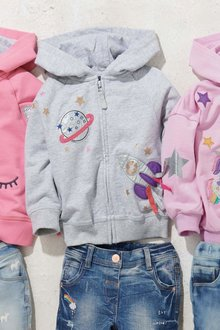 Next Rocket Hoody (3mths-6yrs)