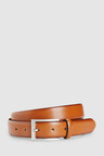 Next Perforated Leather Belt