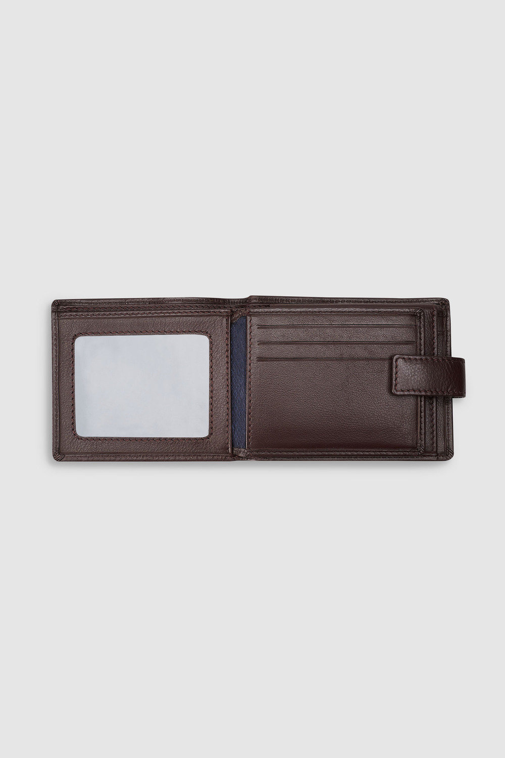 Next Signature Italian Leather Extra Capacity Popper Wallet Online ... cd198a8aa49e