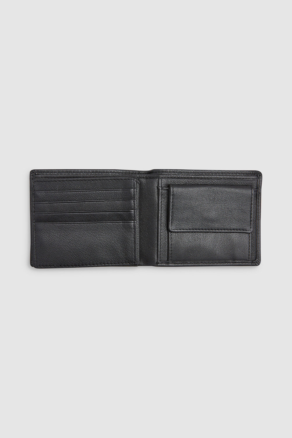 Next Leather Stag Badge Extra Capacity Wallet Online  cf0f4d2c7ed0