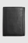 Next Signature Italian Leather Extra Capacity Trifold Wallet