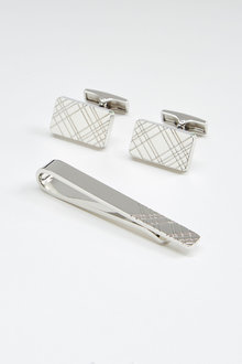 Next Cufflinks And Tie Slide Set - 219076
