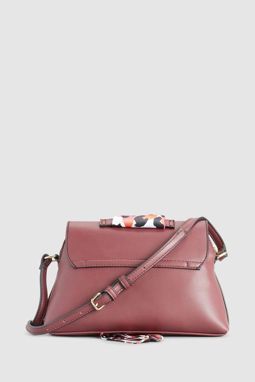 Next Across Body Scarf Bag