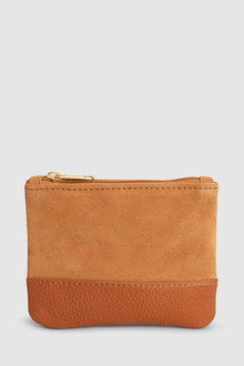 Next Leather Coin Purse