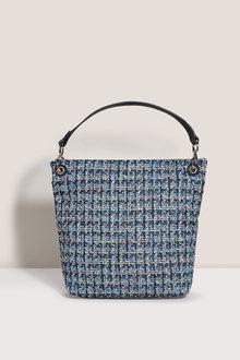 Next Boucle Hobo Bag