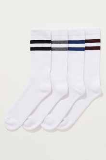 Next Tipped Sports Socks 4 Pack