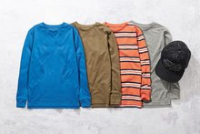 Next Long Sleeve T-Shirts Four Pack (3-16yrs)