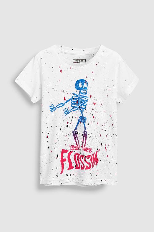 Next Flossin T-Shirt (3-16yrs)