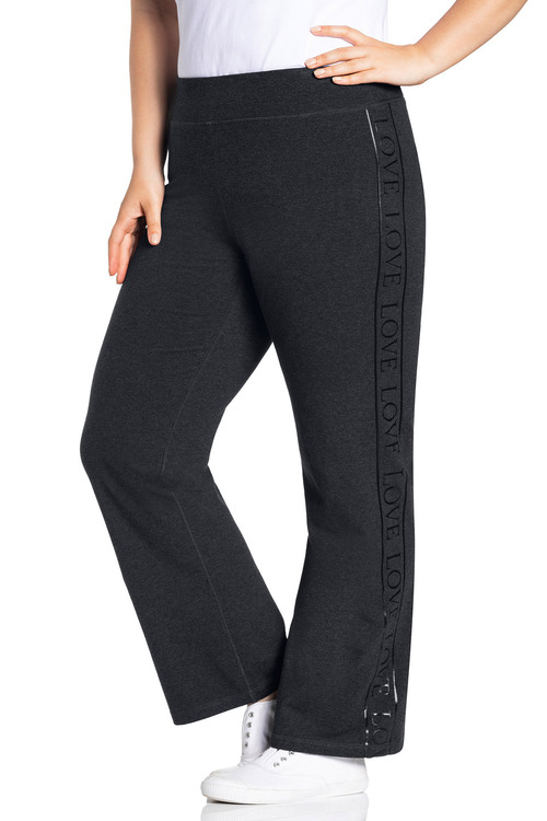 Plus Size - Sara Active Trackpant
