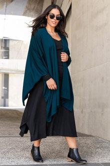 Plus Size - Sara Merino Cape