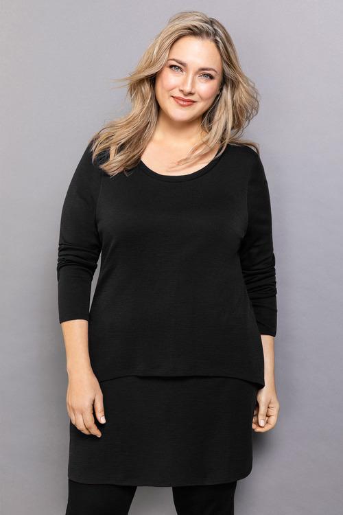 Sara Merino Double Layer Tunic