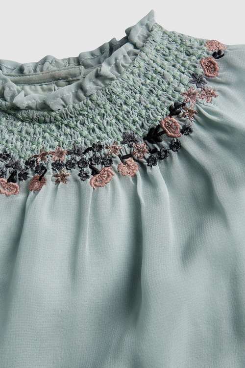 Next Embellished Blouse (3mths-6yrs)