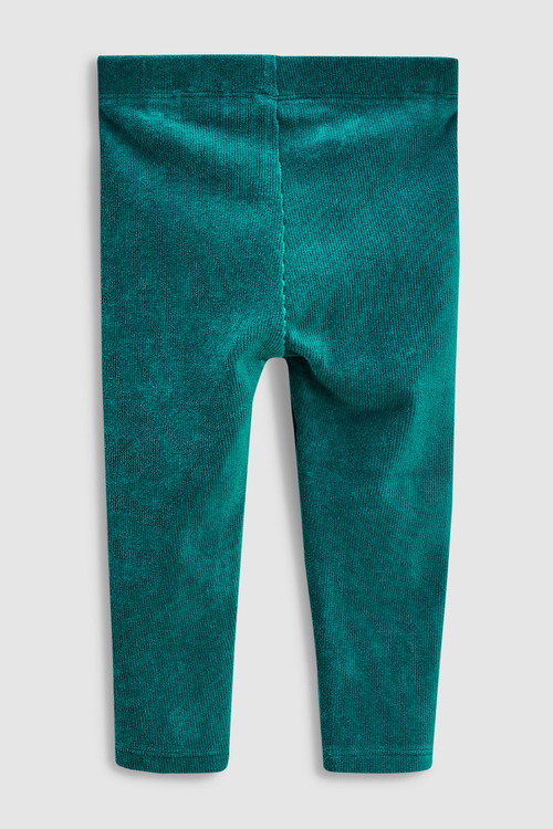 Next Velour Rib Leggings (3mths-6yrs)