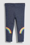 Next Rainbow Leggings Three Pack (3mths-6yrs)