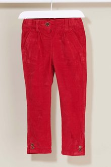 Next Button Cord Trousers (3mths-6yrs)