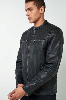 Next Faux Leather Jacket