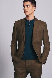 Next Flannel Suit: Waistcoat