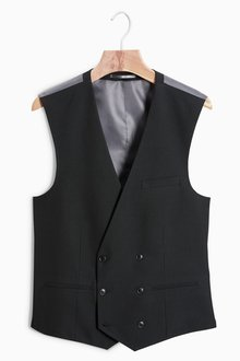Next Suit: Double Breasted Waistcoat - 219335