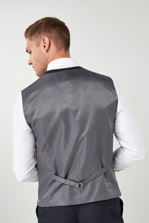 Next Suit: Double Breasted Waistcoat