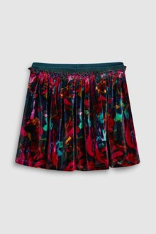 Next Velour All Over Print Skirt (3mths-6yrs)