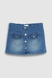 Next Denim Skirt (3mths-6yrs)