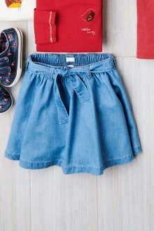 Next Belted Skirt (3mths-6yrs)