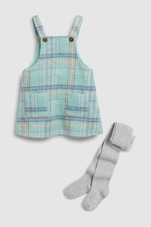 Next Check Pinafore Set (3mths-6yrs)