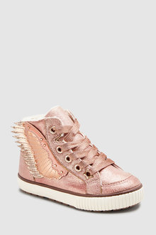 Next Wings High Top Trainers (Younger)