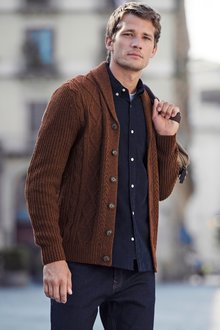 Next Cable Cardigan