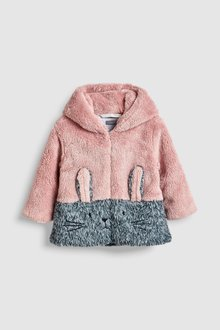 Next Bunny Fleece Jacket (3mths-6yrs)