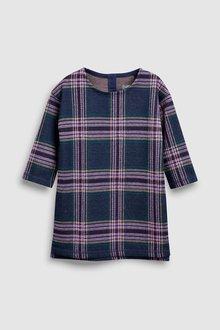 Next Brushed Check Dress (3mths-6yrs)
