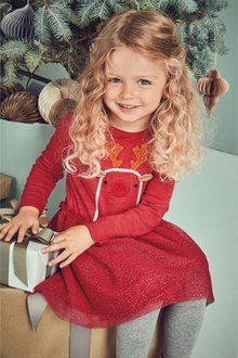 Next Christmas Dress (3mths-6yrs)