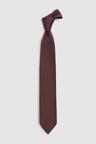 Next Signature Pattern Italian Fabric Tie