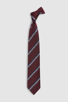 Next Signature Made in Italy Stripe Tie