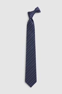 Next Signature Stripe Tie