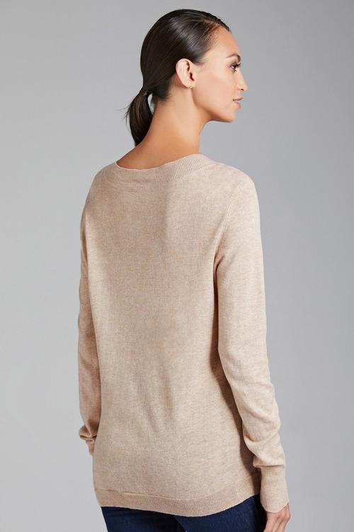Capture V Neck Sweater