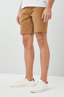 Next Skinny Stretch Chino Shorts