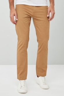Next Stretch Five Pocket Trousers - Slim Fit
