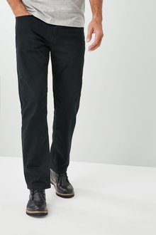 Next Stretch Five Pocket Trousers - Straight Fit