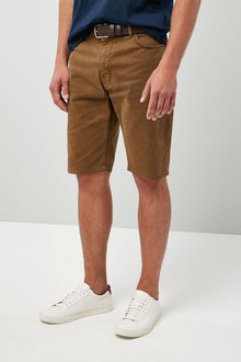 Next Soft Touch 5 Pocket Shorts