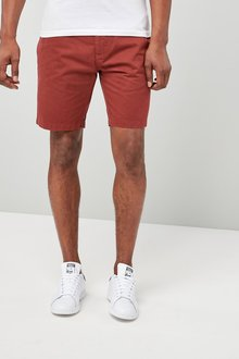 Next Longer Length Chino Shorts