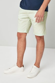 Next Longer Length Chino Shorts