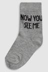 Next Slogan Socks Seven Pack (Younger)