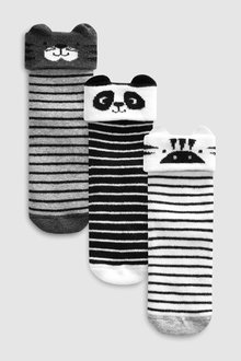 Next Character Socks Three Pack (Younger)